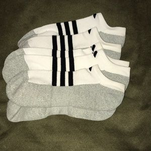 Men's adidas low ankle socks